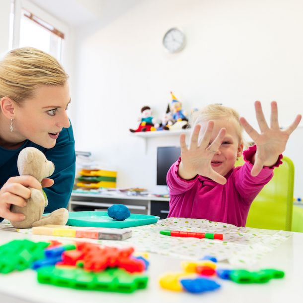 Atypical Development of Attentional Control for Autism and ADHD Traits (1 CE)