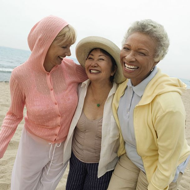 Baby Boomers, Mental Health and Aging Well (7 CE)