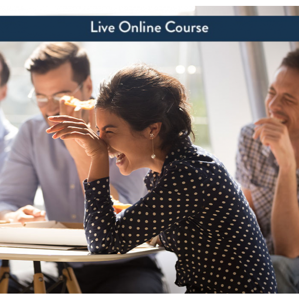 The Role of Humor in Psychotherapy - Live Online Interactive (3hr CE)