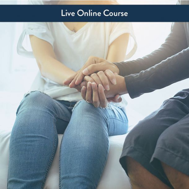 Suicide Prevention, Risk Assessment, and Intervention - Live Online (6hr CE)