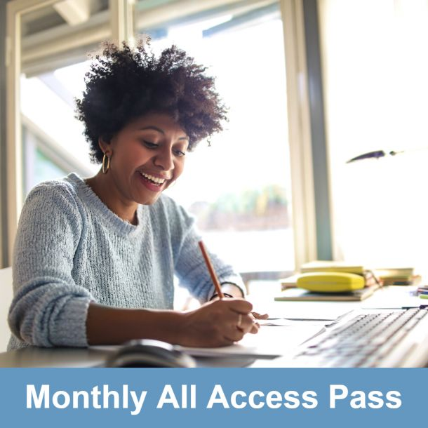 All Access Pass - Monthly