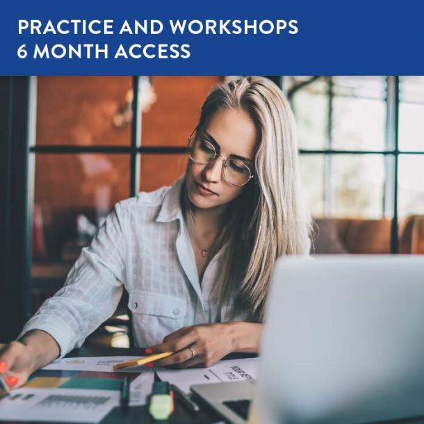 Social Work Exam Practice and Workshops Bundle - 6 Month Access
