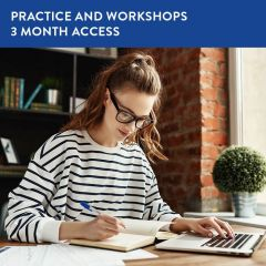 NCE Exam Practice and Workshops Bundle - 3 Month Access