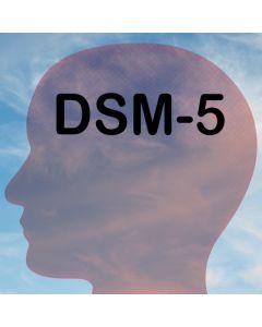 DSM-5 - Live Online Interactive (6hr CE)