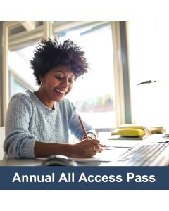 All Access Pass - Annual