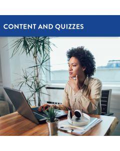 National MFT Exam Content and Quizzes Bundle