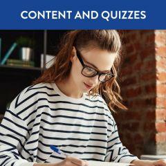 MFT Exam Content and Quizzes Bundle