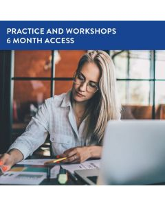 NCE Exam Practice and Workshops Bundle - 6 Month Access