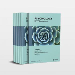 EPPP Comprehensive Study Volumes